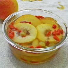 苹果圈糖水