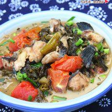 番茄酸菜鱼