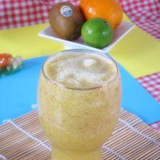 奇异果柳橙汁