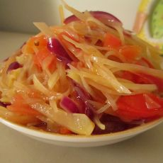 番茄酸土豆丝