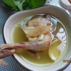天马百合老鸽汤
