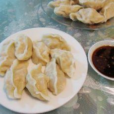马蹄鲜肉水饺
