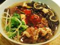 百叶猪血羊肉汤