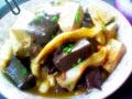 平菇双豆腐