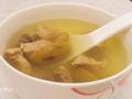橄榄炖猪心瘦肉汤