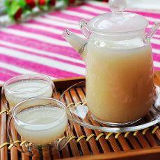 自制健康藕汁