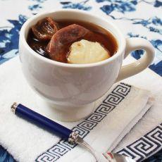 罗汉果柿饼茶