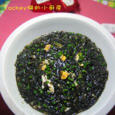 紫菜咸蛋汤
