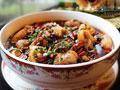 重庆烧鸡公菜两吃的经典巴蜀美食