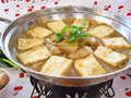 酸菜咸肉火锅