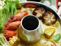 浓汤咖喱牛腩火锅