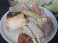 豆浆鸡汤火锅