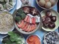 海鲜小火锅