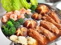 汤浓肉香的火锅更好吃猪排火锅