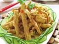 粤菜咸蛋黄茶树菇