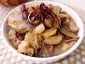 沂蒙农家菜米豆皮炖肉