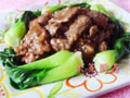 家庭版蚝油牛肉