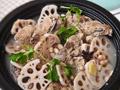 益胃健脾补充钙质的腔骨莲藕汤