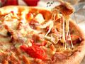 鸡肉蘑菇比萨