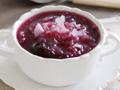 健康润燥的甜汤紫薯银耳羹