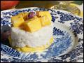 泰式椰浆芒果糯米