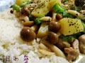 泰式鸡肉青咖喱