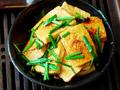 韭菜炒千页豆腐
