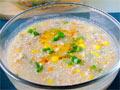鸡蓉玉米羹