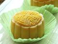南瓜绿豆沙椰蓉饼