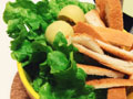 凯撒蔬菜金枪鱼沙拉