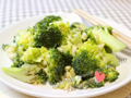 简单美味的减肥菜蒜蓉西兰花
