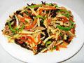 杏鲍菇鱼香肉丝