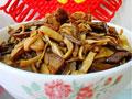喷香东北炖干菜