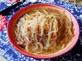 东北萝卜丝粉条汤