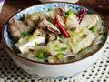 暖身开胃的酸菜炖排骨