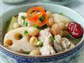 菜谱换礼莲藕排骨汤