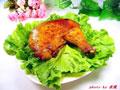 法式黑椒烤鸡腿