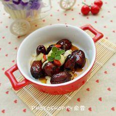 蜜汁红枣百合