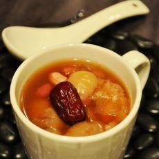 红枣五味糖水