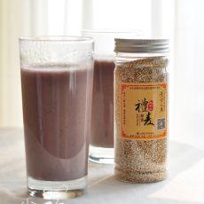 藜麦黑豆浆