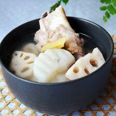 萝卜莲藕大骨汤