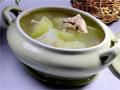 冬瓜兔肉汤