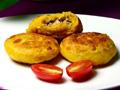 核桃柿子饼