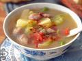 西安人气早餐西安肉丸胡辣汤