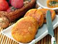 西安名小吃黄桂柿子饼