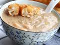 豆沫油条独具河南特色的美味早餐