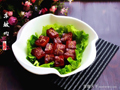 自制的电压力锅版苏北风味东坡肉