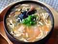 海鲜酸辣汤