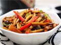 超级下饭菜干锅茶树菇