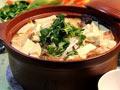 冬季泡菜吃法酸汤鱼头